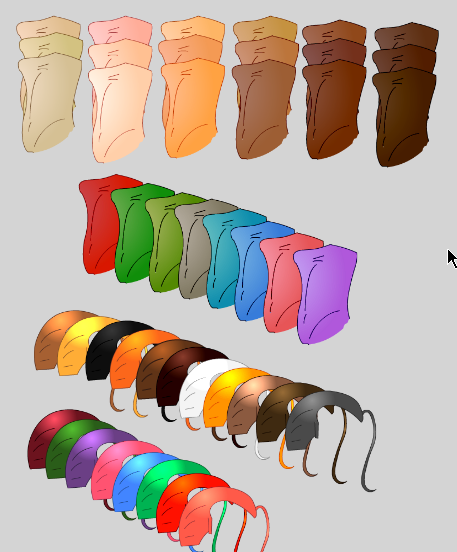 oooh boy, lots of new colors to come!!